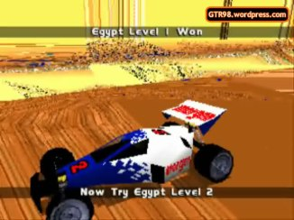 Morgen Buggy in Egypt 1