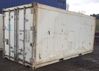 Refrigerated (Reefer) Container