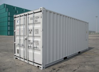 About Shipping Containers