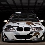 2004 Bmw E46 M3 With Unique Camouflage Wrap Gtspirit