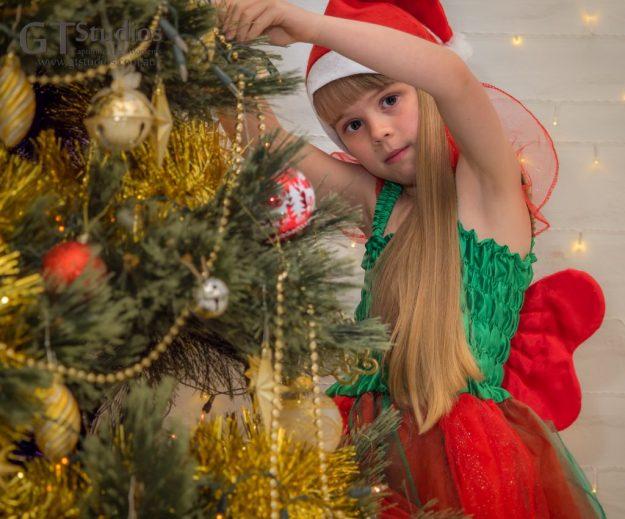 Christmas Photo Experience