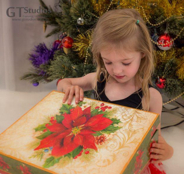 What did Santa bring?