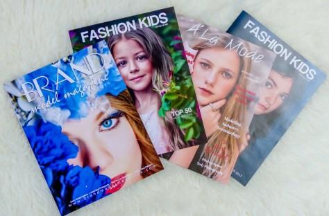 fashion kids magazine | GT Studios