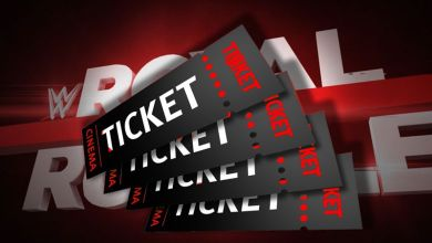 Royal Rumble Tickets Price