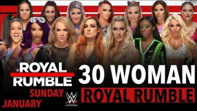 Royal Rumble 2020 Women