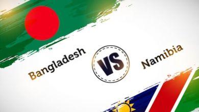 Bangladesh vs Namibia