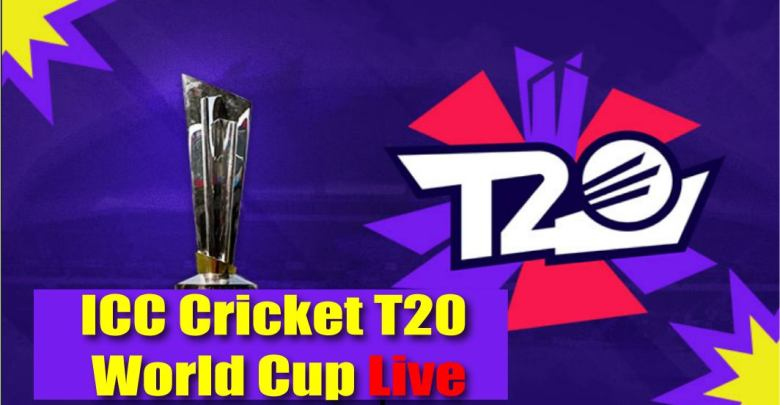 ICC Cricket T20 World Cup Live