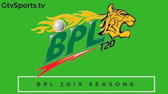 BPL 2019 Season 6