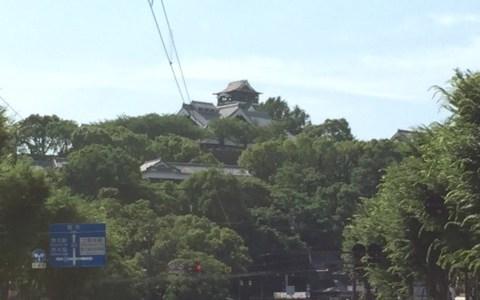 熊本市街地