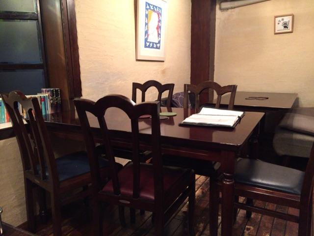 ダイナーロカ+カフェ 店内