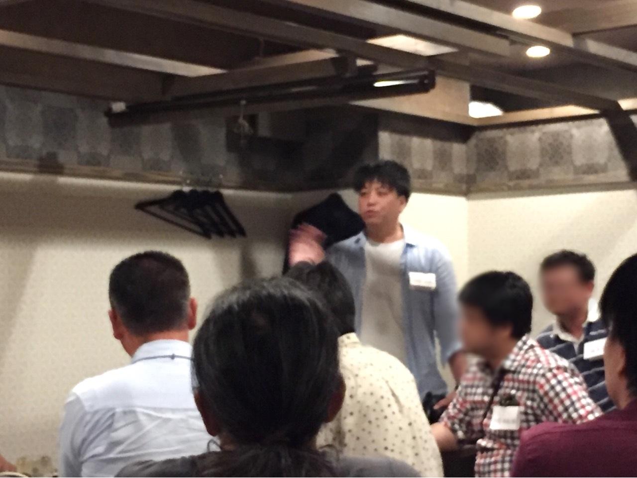 第1回 熊本ローカルメディア交流会 締めのあいさつ