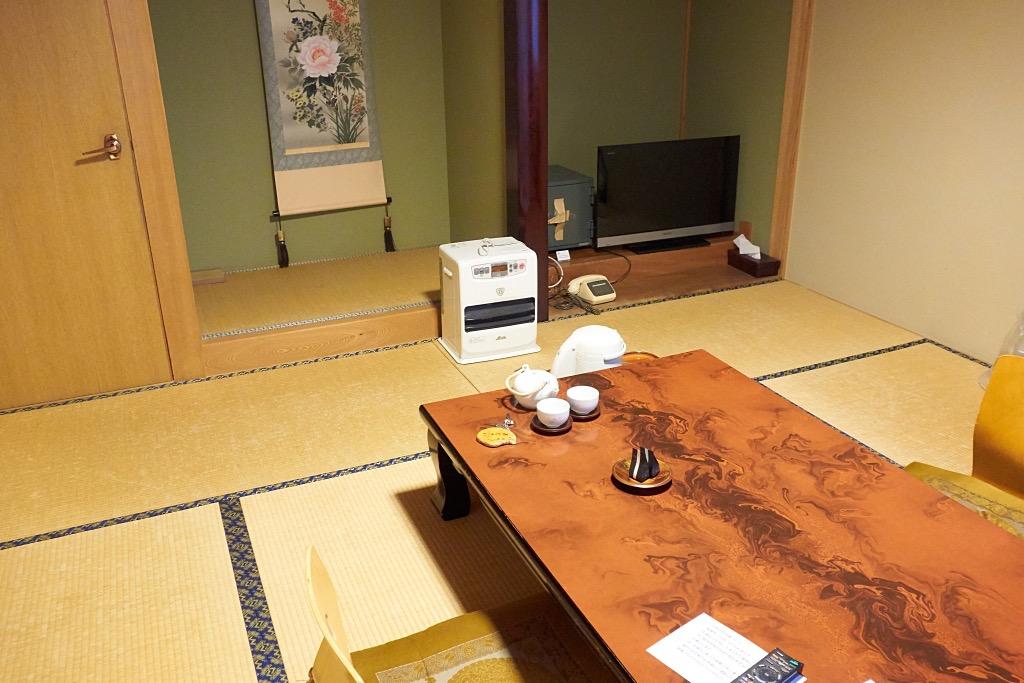 平山温泉旅館・家族湯いまむら部屋