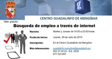 Taller de búsqueda de empleo en internet
