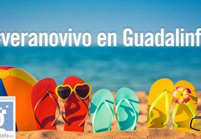Un #VeranoVivo cargado de actividades en Guadalinfo Mengíbar