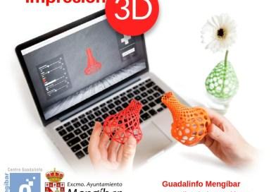 Taller de Impresión 3D en Mengíbar