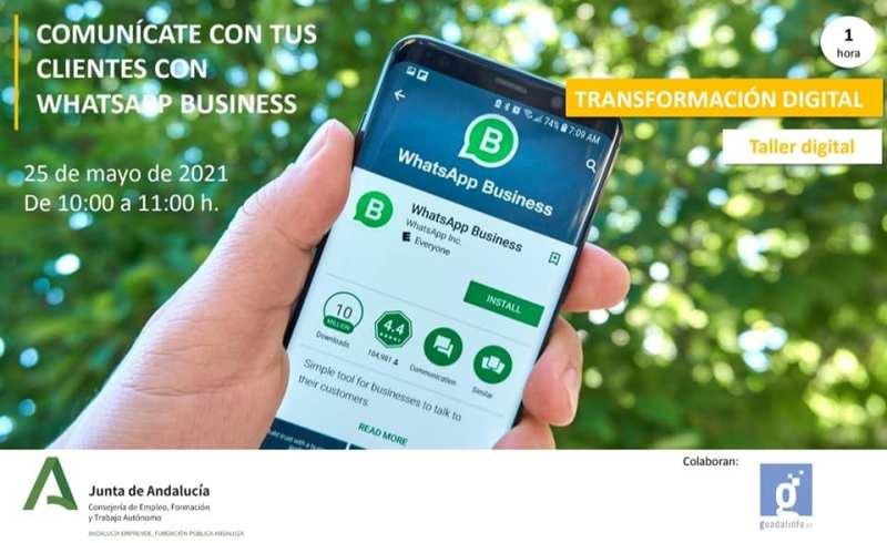 Transformación Digital: Comunícate con tus clientes con Whatsapp Business