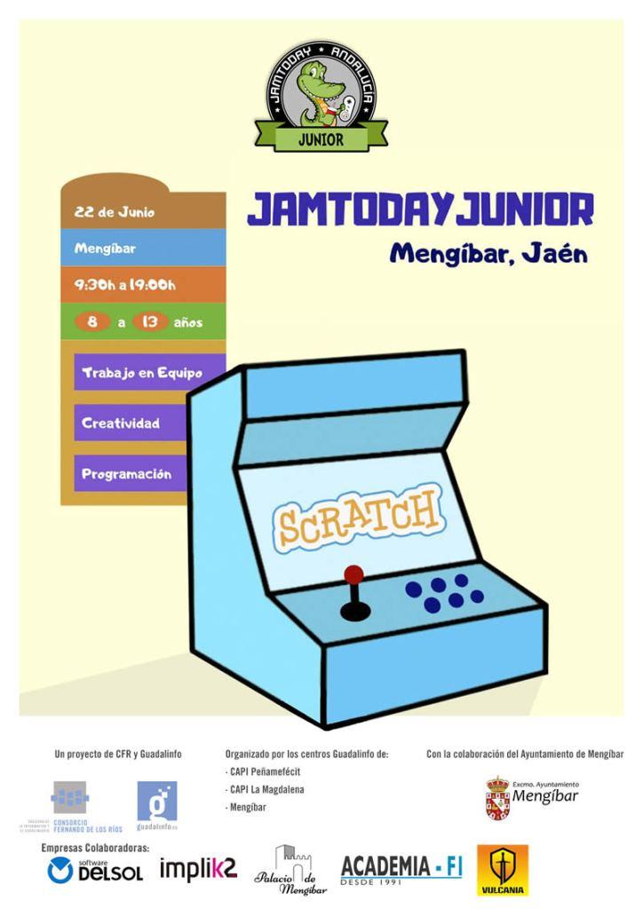 Jamtodayy Junior. Mengíbar 2019