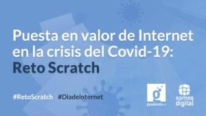 Juego contra el Coronavirus: Reto Scratch
