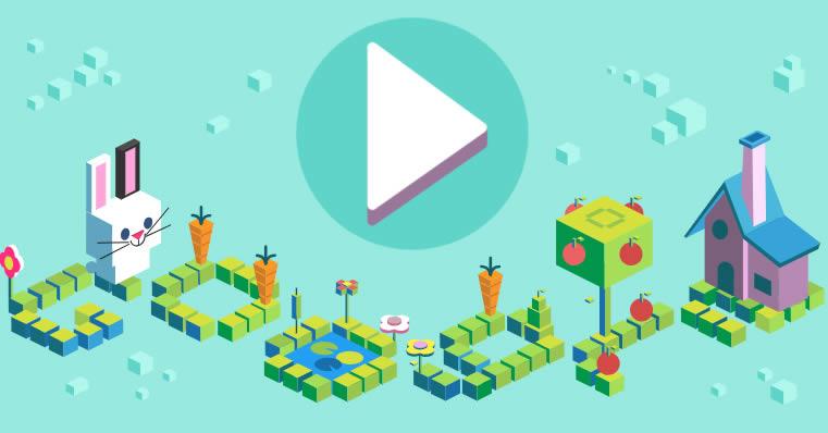 Juego de Google para que los niños puedan aprender a programar