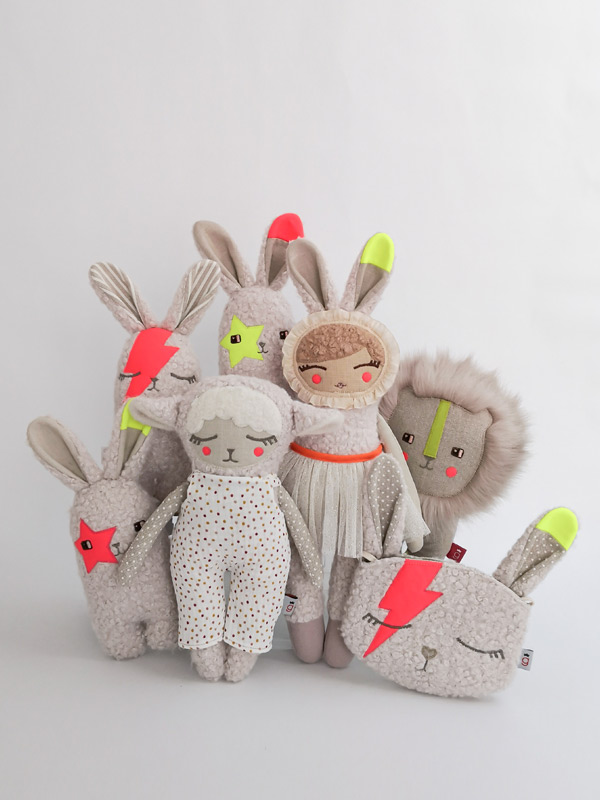 Guadalupe Creations - Dolls, Soft Toys, Accessories and Bonnets