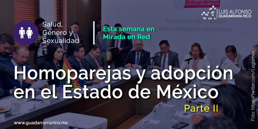 Homoparejas y adopción en el Estado de México