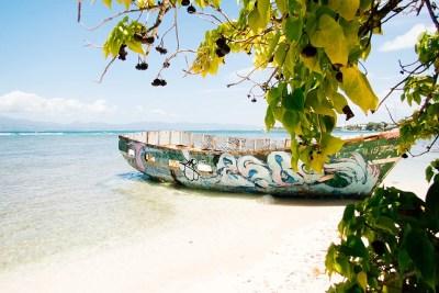 Îlet du Gosier les îles de Guadeloupe
