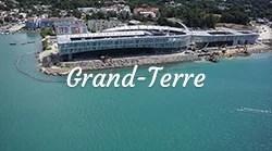 Site historiques Grande-Terre les îles de Guadeloupe