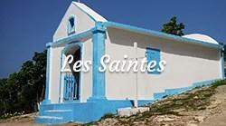 Site historiques les Saintes les îles de Guadeloupe