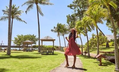 Jardin La Créole Beach Hôtel & Spa en Guadeloupe