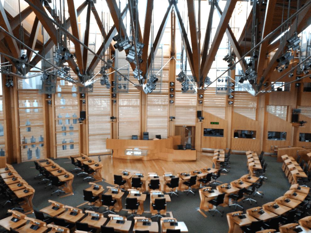 Parlameto da Escócia