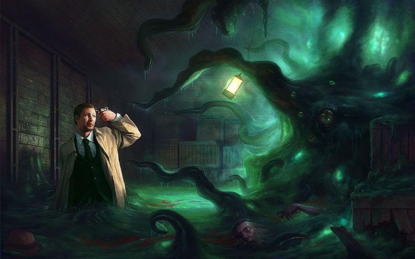 horror cosmico