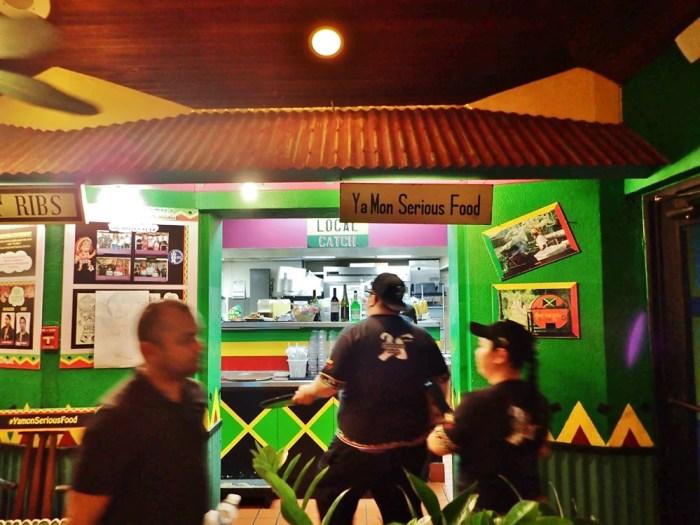 ジャマイカングリル(ハガニア店)