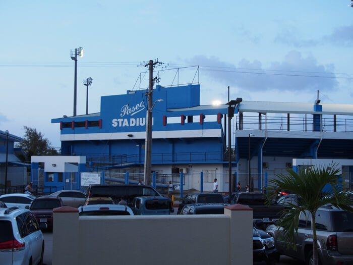 パセオ球場
