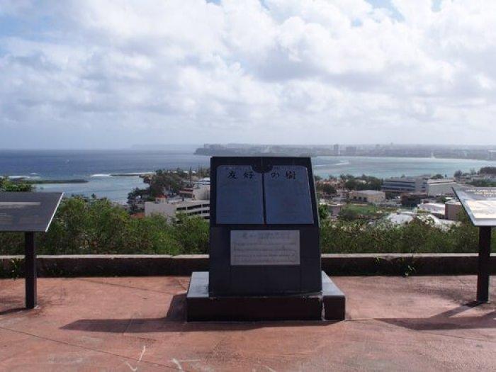 アプガン砦記念碑