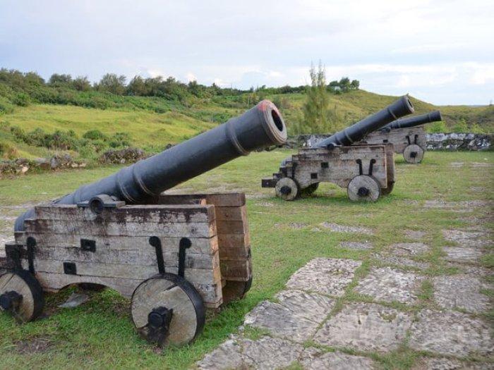 ソレダット砦