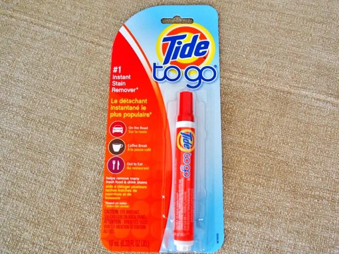 【Tide】染み抜きペン