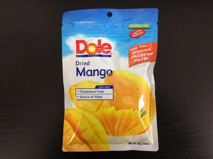 【Dole】ドライマンゴー