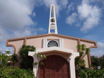 グアムの聖ウィリアムス教会