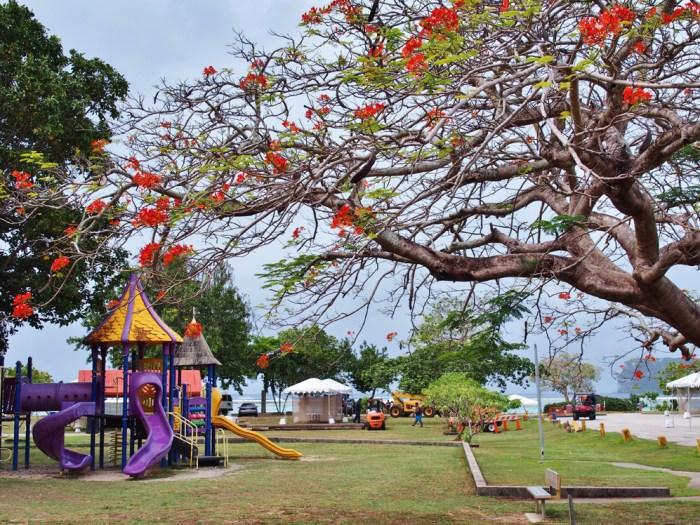 グアムのイパオ公園
