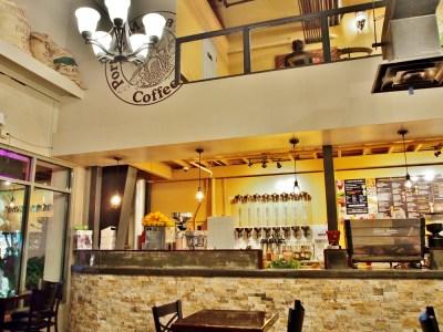 グアムのポートオブモカ・コーヒーハウス