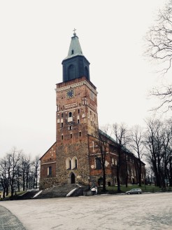 4. The Turku Cathedral is Finland's national sanctuary or shrine, and the Cathedral Museum takes you through the history of the religion and the building in the country.