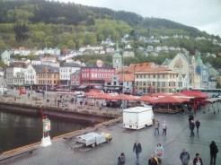 16. Bergen, Norway.