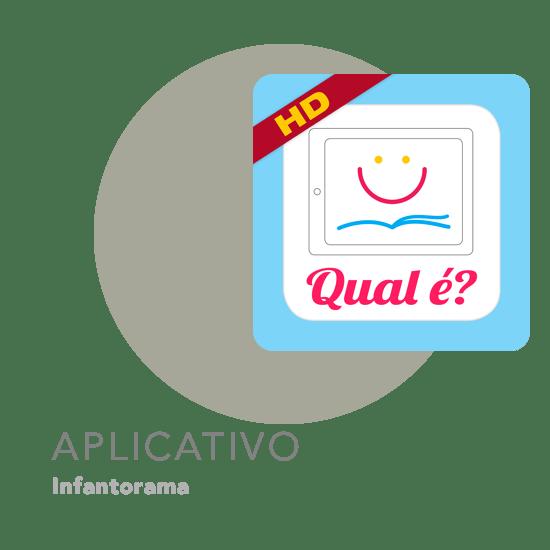Aplicativo Qualé - Infantorama