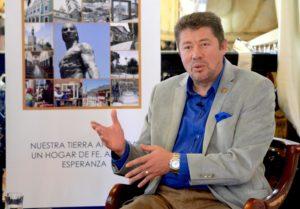 Ramsses Torres, Alcalde de Guaranda