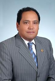 Miguel Ruíz, Concejal Guaranda