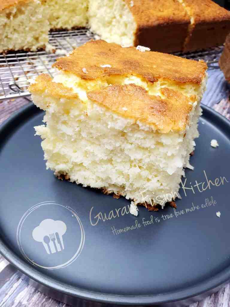 Ridiculously Easy Coconut Sheet Cake