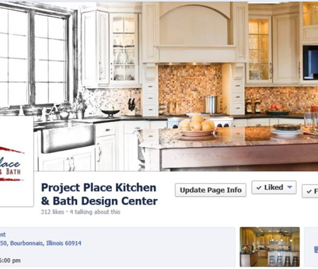 Project Place Kitchen Bath Facebook Page