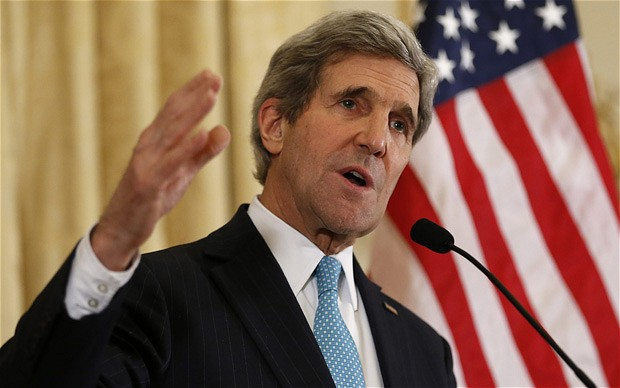 World's Richest Countries Need To Behave Like Adults In Climate Fight – Kerry