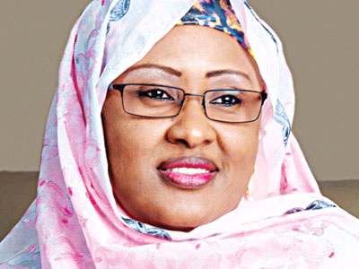aisha buhari - First Lady empowers 600 women, youths in Adamawa