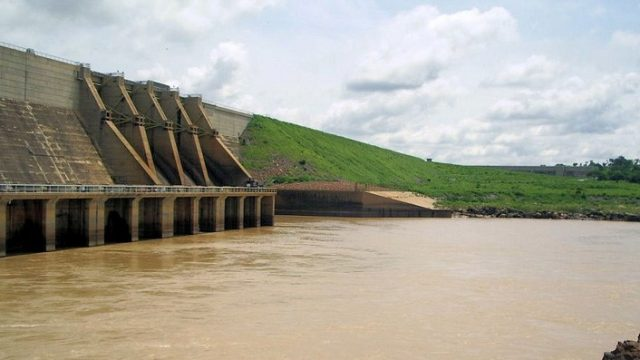 Image result for Kainji dam
